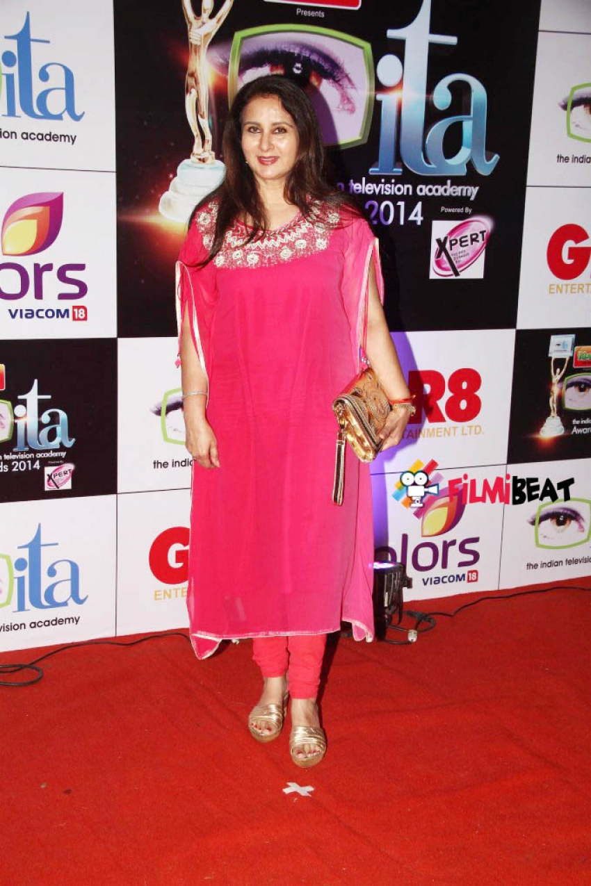 Colors Indian Television Academy Awards 2014 Photos