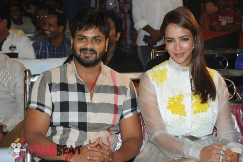 Current Theega Success Meet Photos