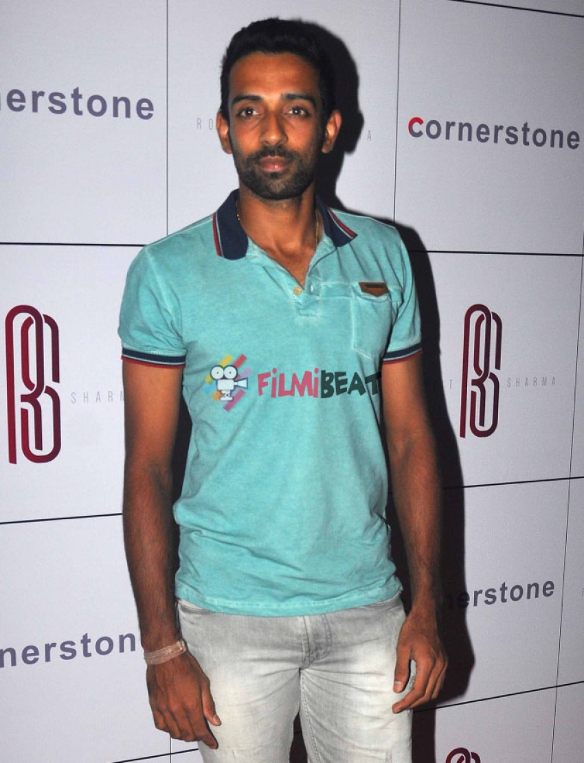 Cornerstone Hosts A Party For Rohit Sharma's World Record Photos