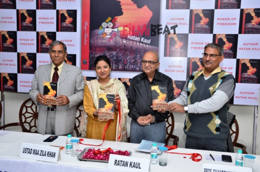 Wings Of Freedom Book Launch Photos