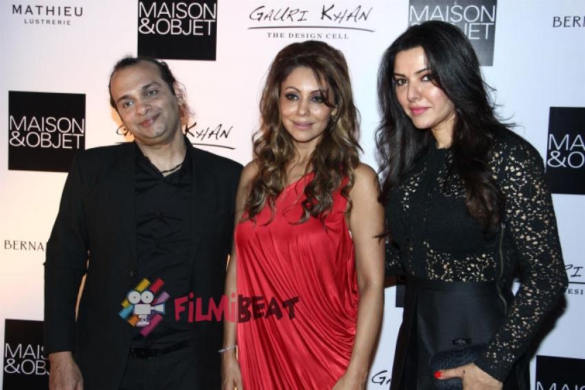 Gauri Khan's 'The Design Cell' Party Photos