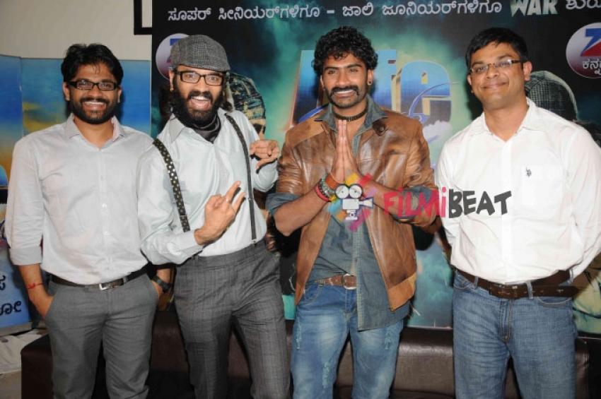 Life Super Guru - Zee Kannada's New Reality Show Press Meet Photos