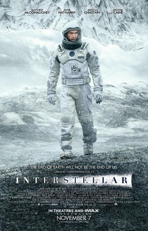 Interstellar Photos