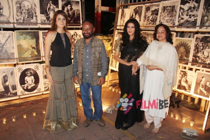 Raja Ravi Varma Collection Of Life And Work Inauguration Photos