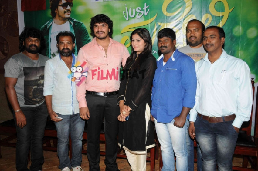 Just Maduveli Film Press Meet Photos