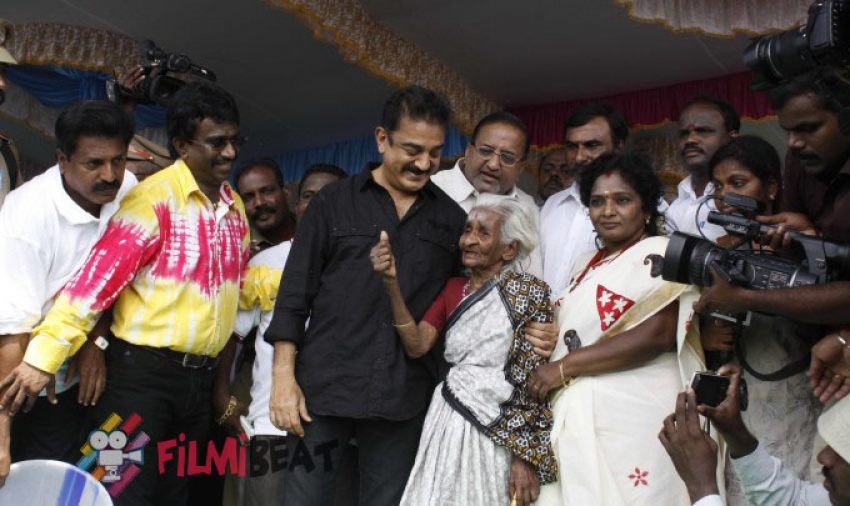 Kamal Hassan Clean India Campaign In Chennai Photos