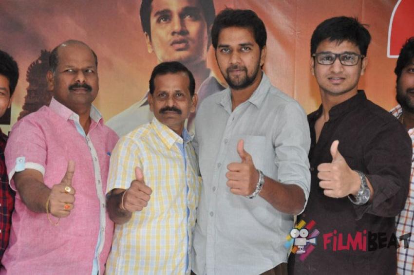 Karthikeya Success Meet Photos