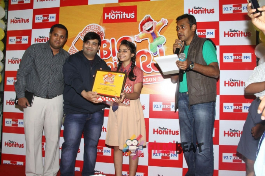 Kiku Sharda (Palak) Celebrates Children's Day Photos