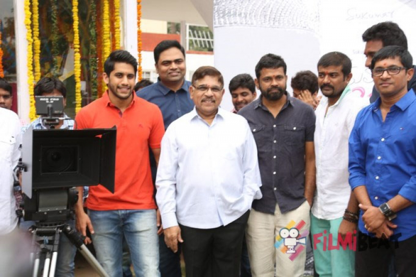 Kumari 21 F Movie Launch Photos