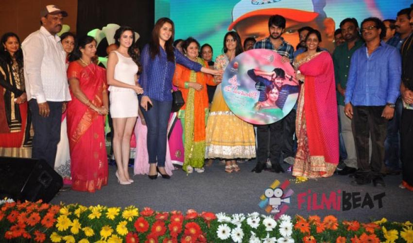 Lakshmi Raave Maa Intiki Audio Launch Photos