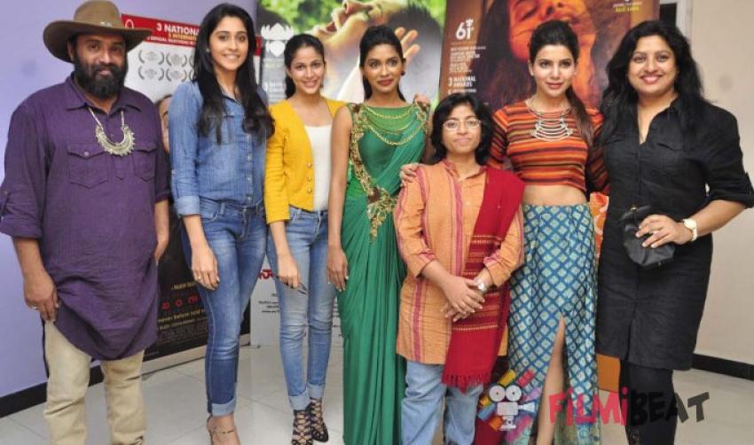 Naa Bangaru Talli Special Show Photos