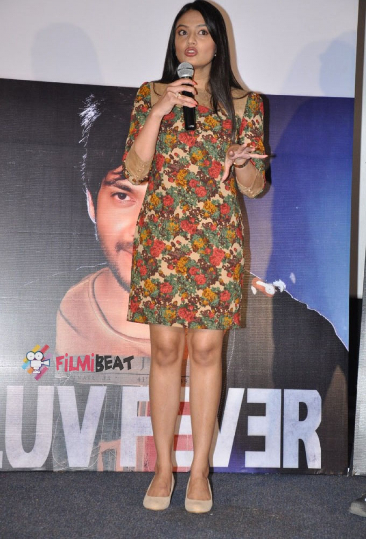 Luv Fever Album Press Meet Photos