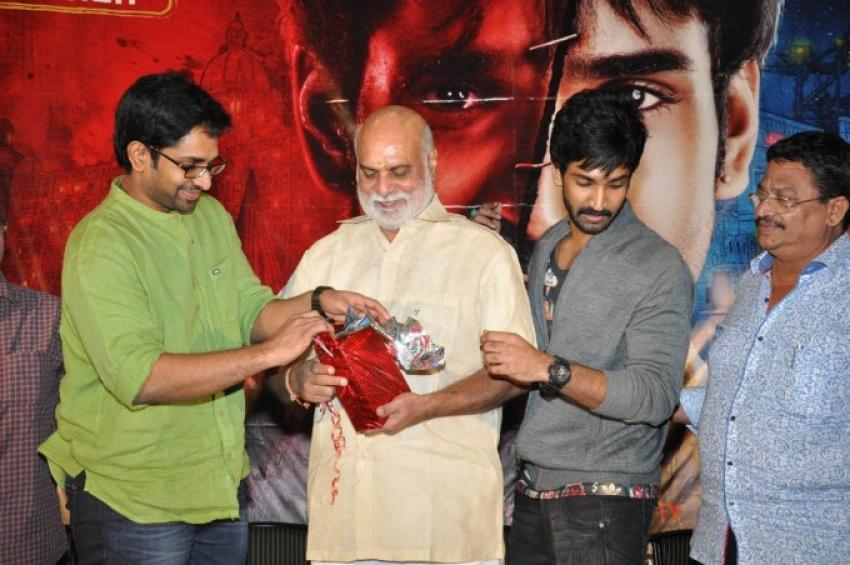 Malupu Movie Teaser Launch Photos