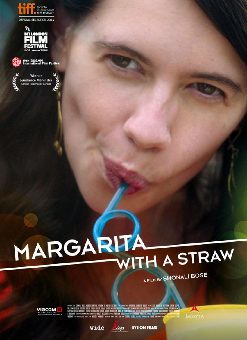 Margarita With A Straw Photos