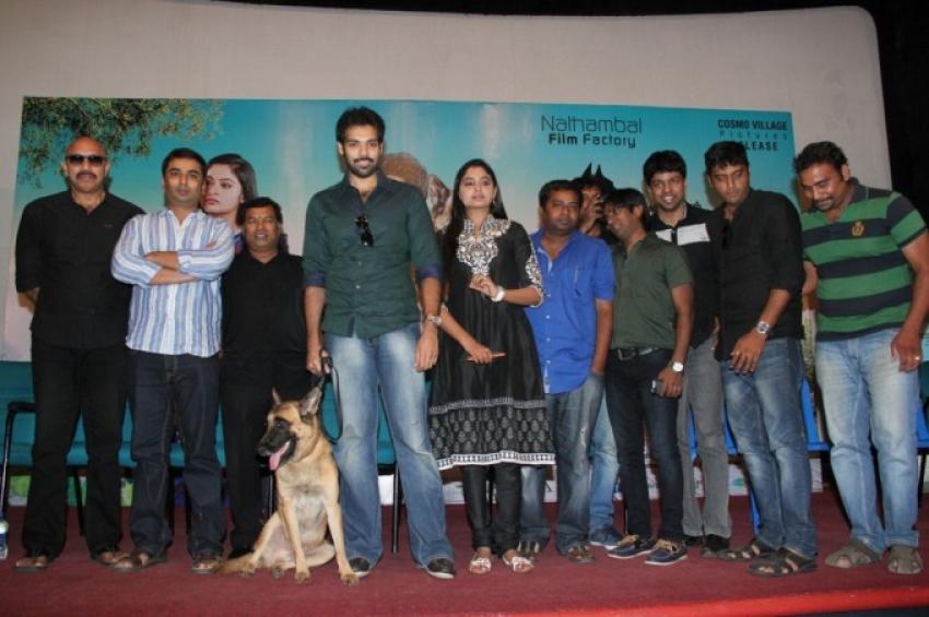Naaigal Jaakirathai Movie Press Meet Photos