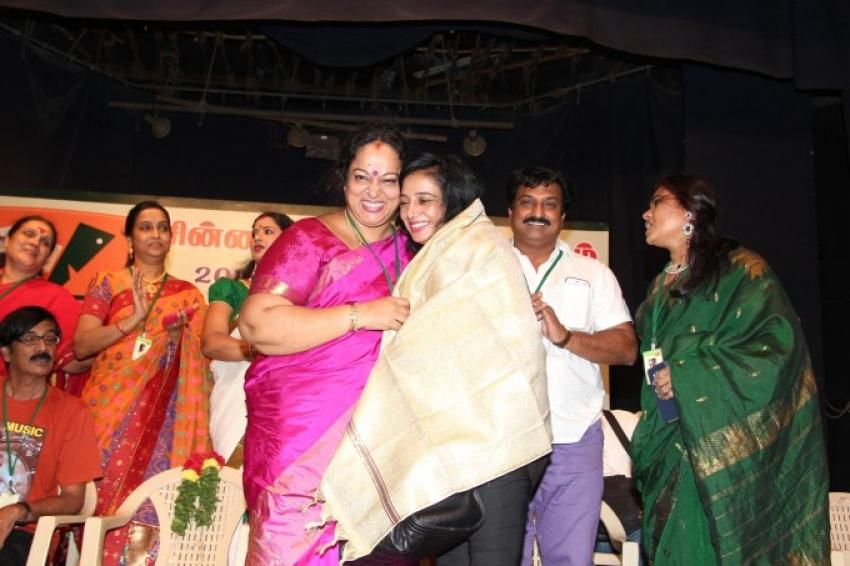 Chinnathirai Nadigar Sangam Press Meet Photos