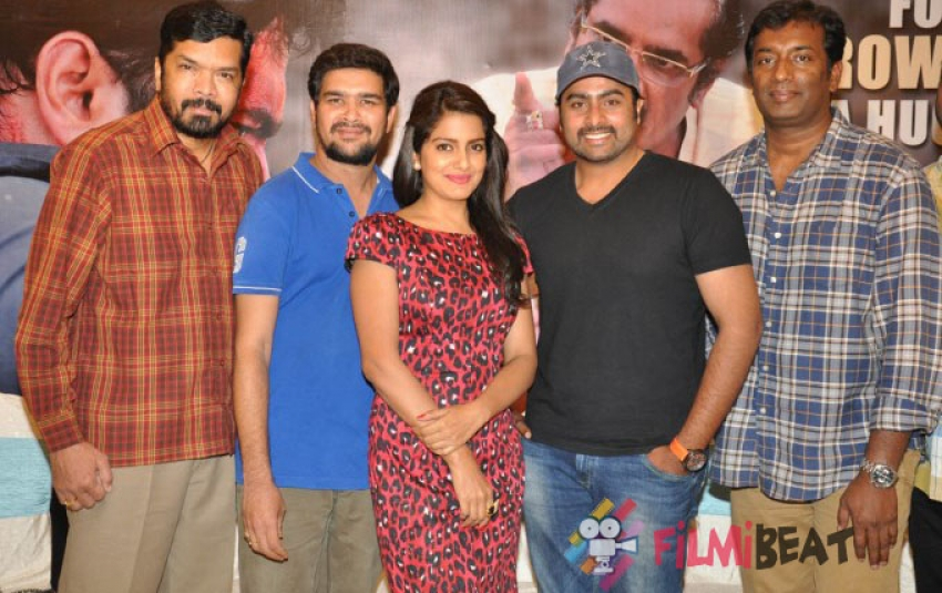 Rowdy Fellow Movie Success Meet Photos