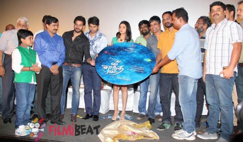 Om Shanti Om Audio Launch Photos