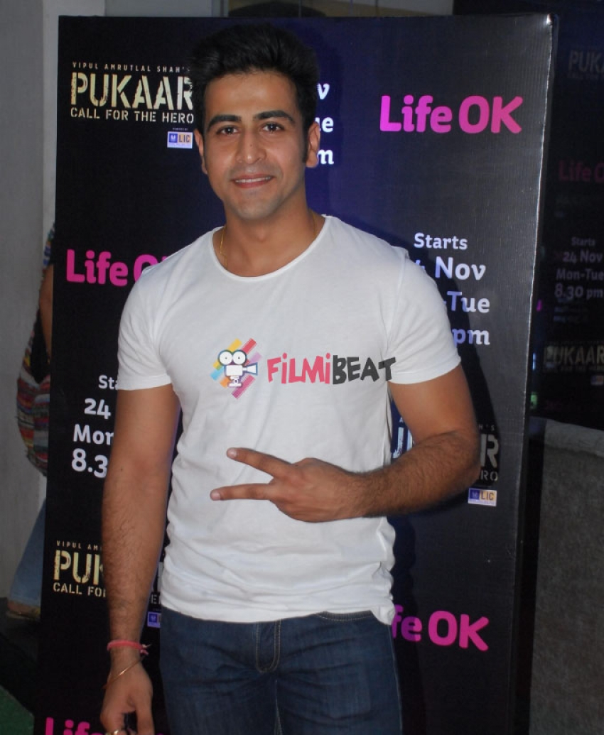 Press Conference Of TV Serial Pukaar - Call For The Hero Photos