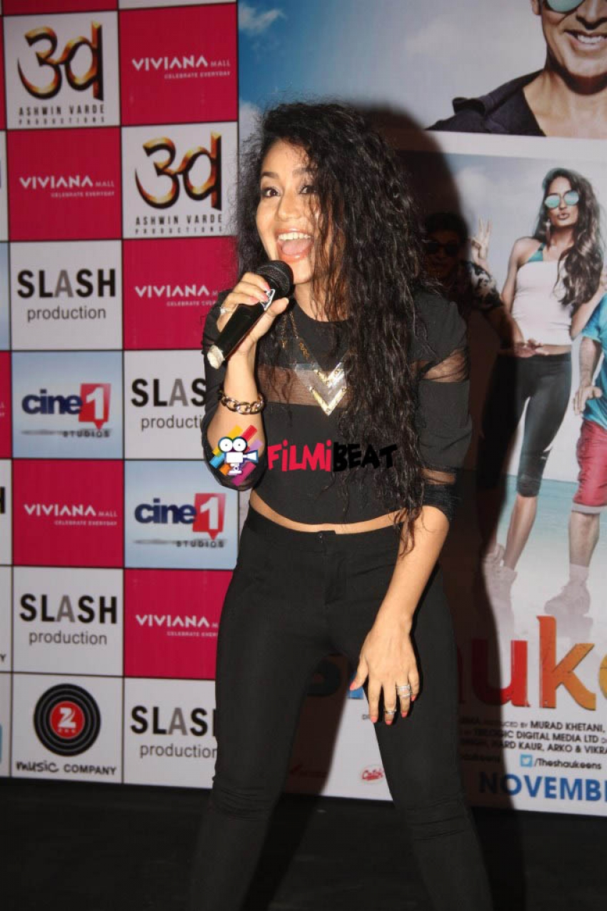 Promotion of The Shaukeens At Vivana Mall Photos
