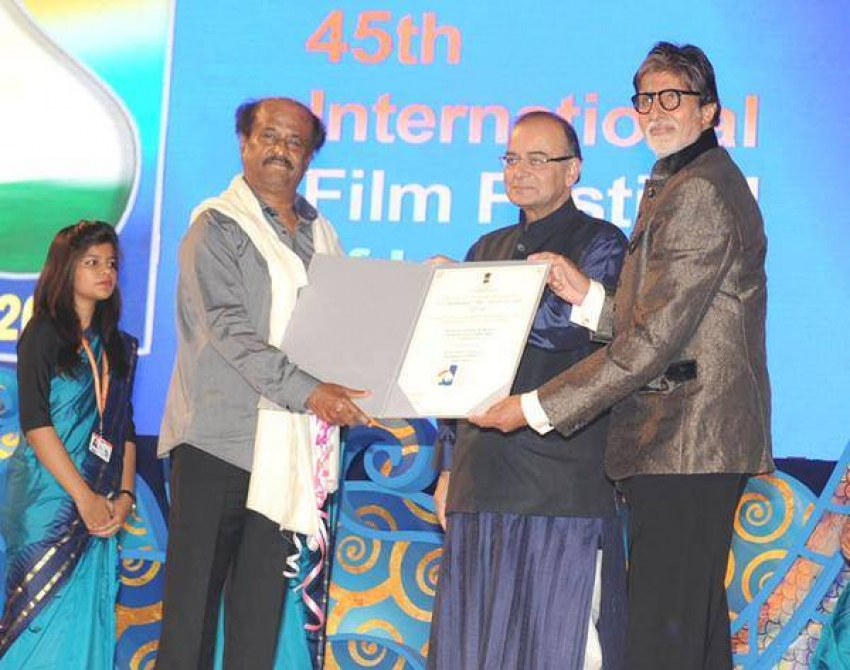 45th International Film Festival Photos