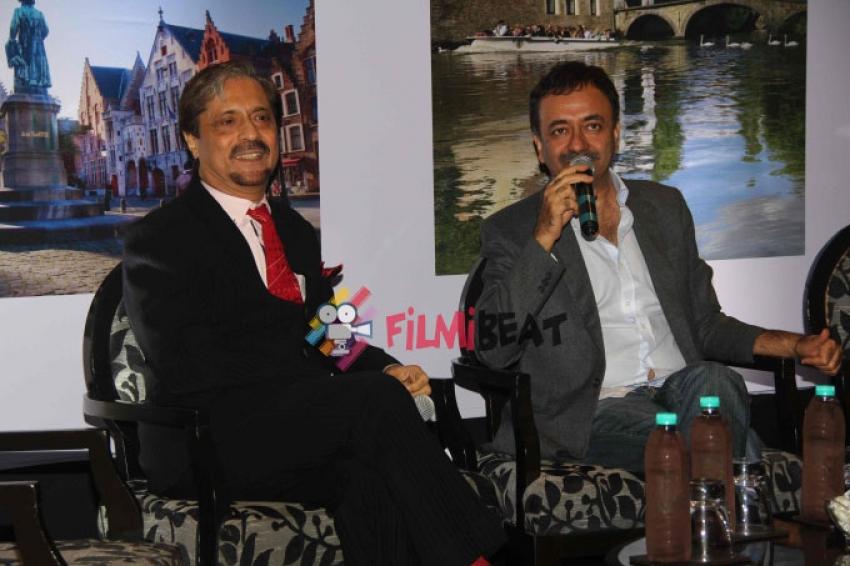 Rajkumar Hirani Talks About Film PK Photos