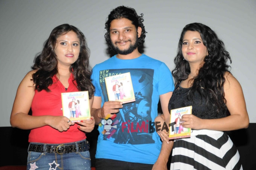 Kotigond Love Story Film Press Meet Photos