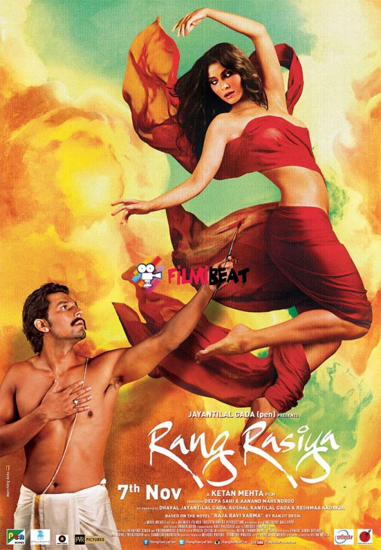 18+ Rang Rasiya (2008) Hindi 720p HDRip x264 1.1GB | 355MB Download