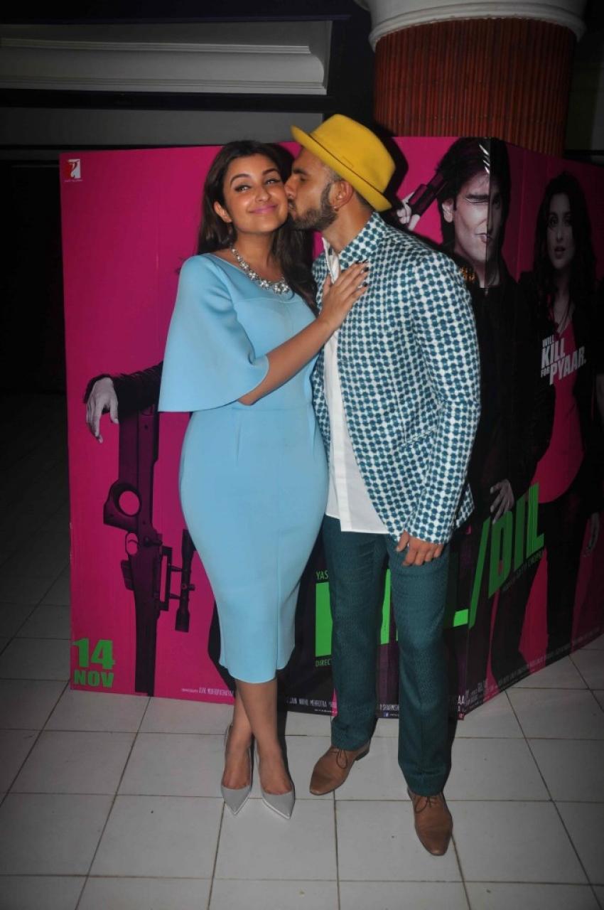 Special Screening Of Kill Dil At Chandan Cinema Photos