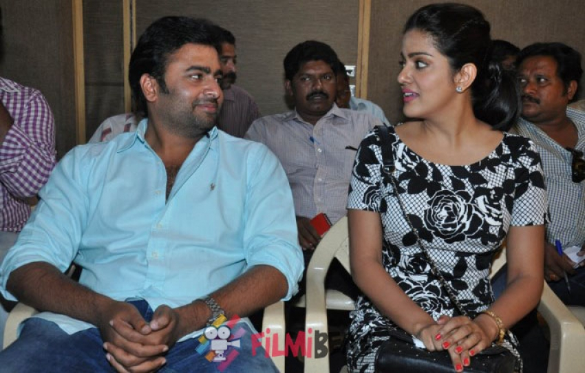 Rowdy Fellow Press Meet Photos