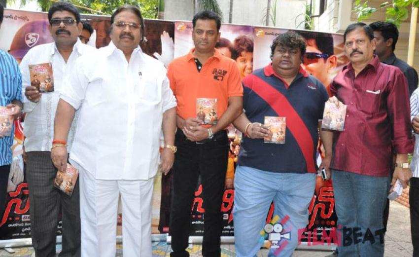 Sachin Movie Audio Launch Photos