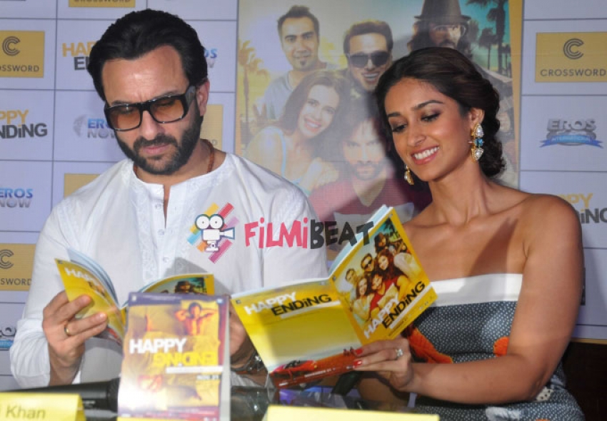 Happy Ending Promotion At Crossword Photos