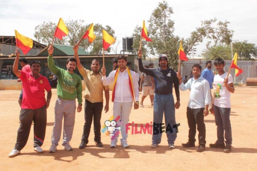 Sandalwood Cricket League Team Selection Camp Photos