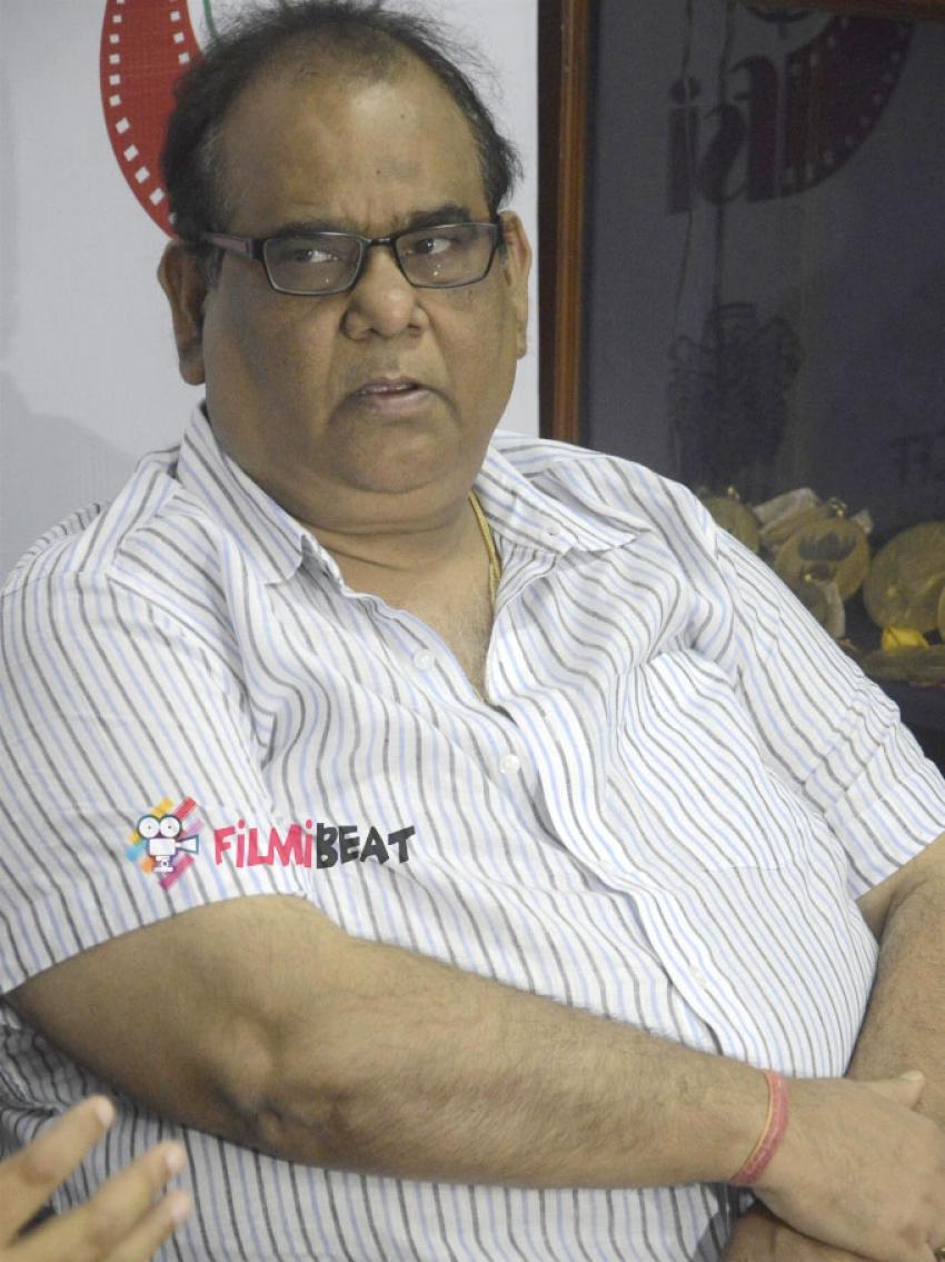 Satish Kaushik Launches 'National Children's Film Festival' Photos