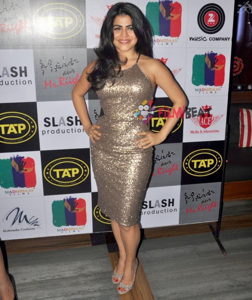 Desi Daru Song Launch Of Movie Main Aur Mr. Riight Photos