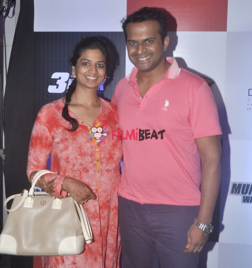 Mumbai Warriors Team Launch Photos