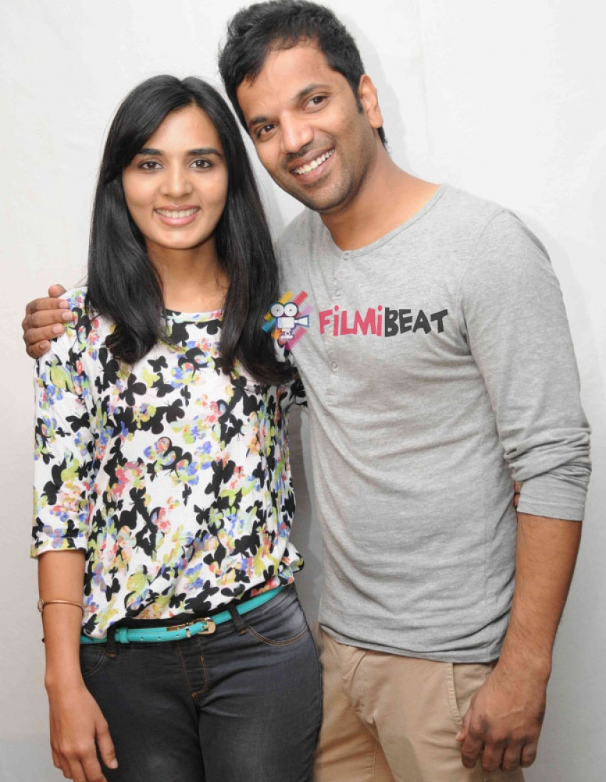 Love in Mandya Film Press Meet Photos