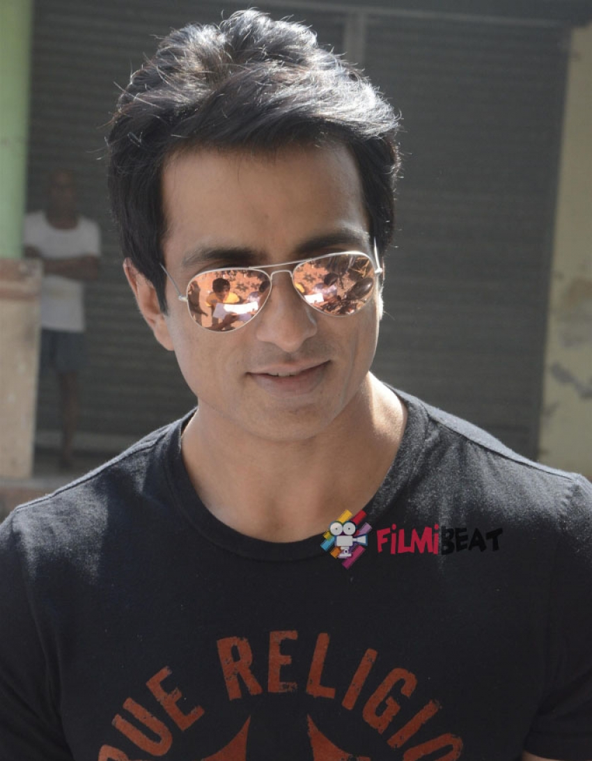 Sonu Sood Launches Rising Star Magazine Cover Photos