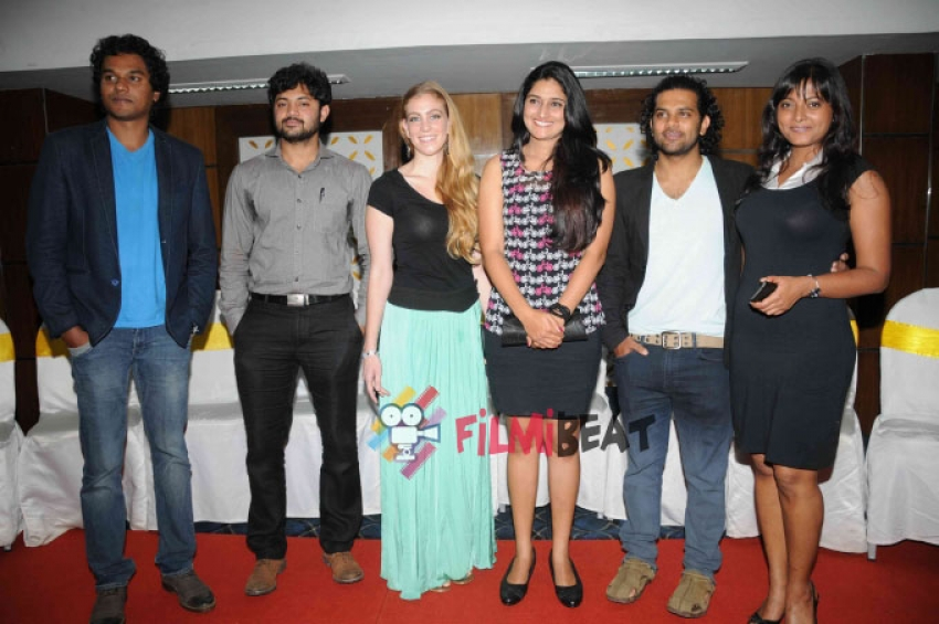 Suddi Film Press Meet Photos