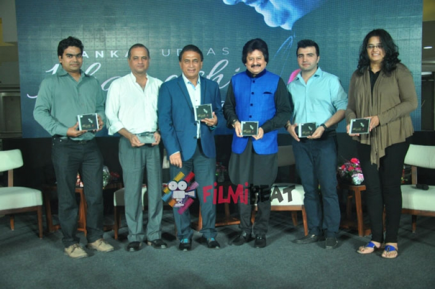 Pankaj Udhas's 'Khamoshi Ki Aawaz' Album Launch Photos
