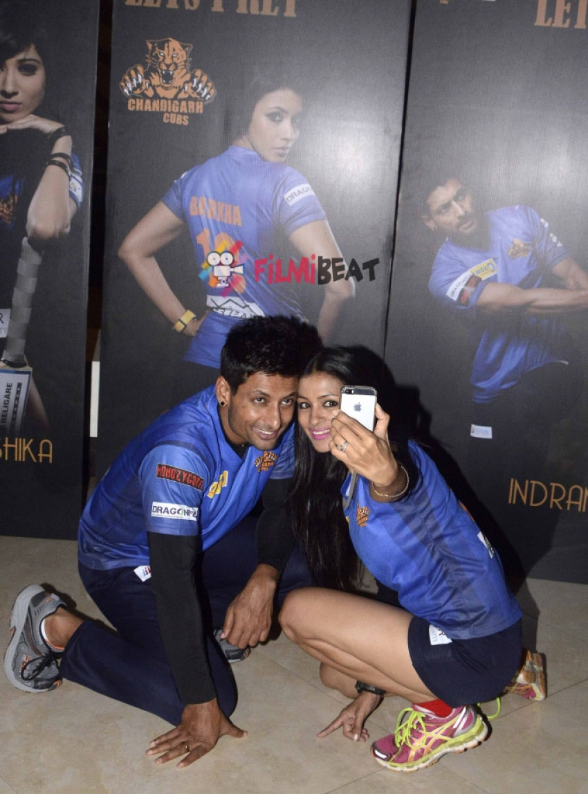 Unveiling Of The Team Chandigarh Cubs Photos