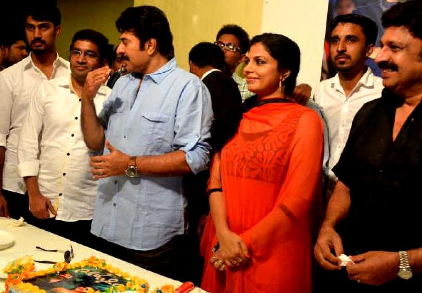 Varsham Success Meet Photos