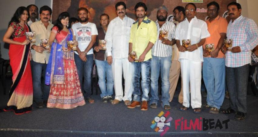 Yemaindi Movie Audio Launch Photos