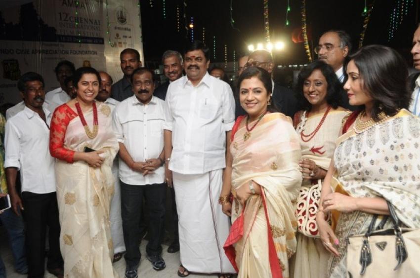 12th Chennai International Film Festival Inauguration Photos