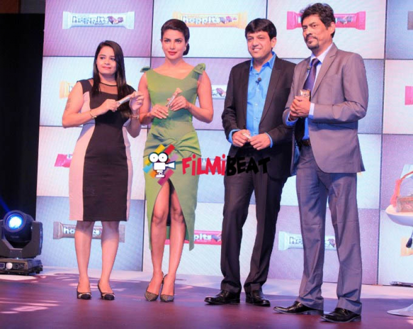 Priyanka Chopra Launch Rajhans Nutriments Hoppit Chocolates Photos