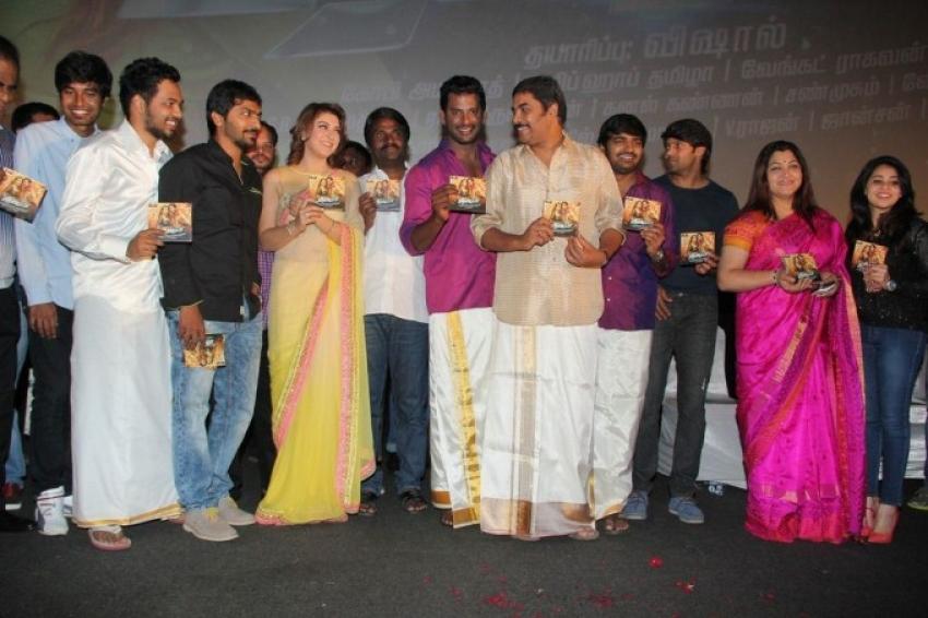Aambala Audio Launch Photos