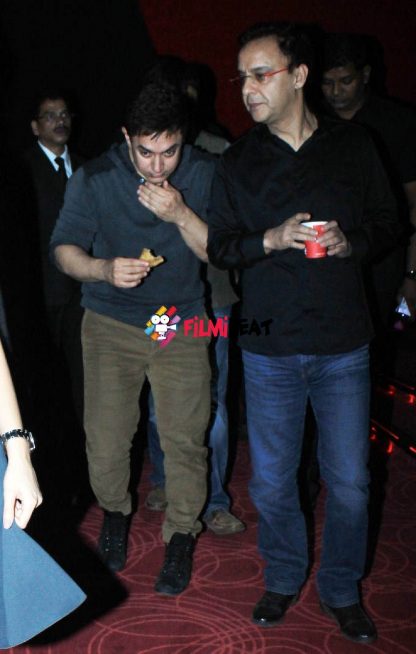 PK Special Screening For Police Photos