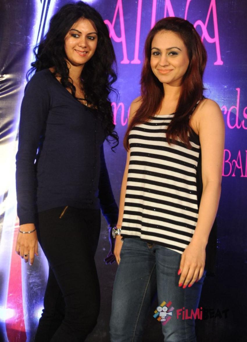 AIINA Women Awards Press Meet Photos