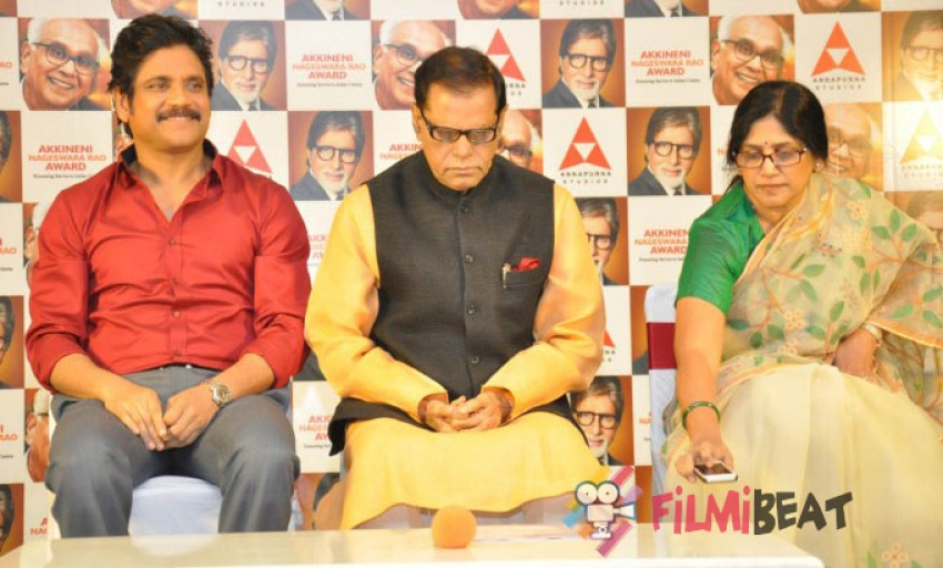 ANR Award Press Meet 2014 Photos