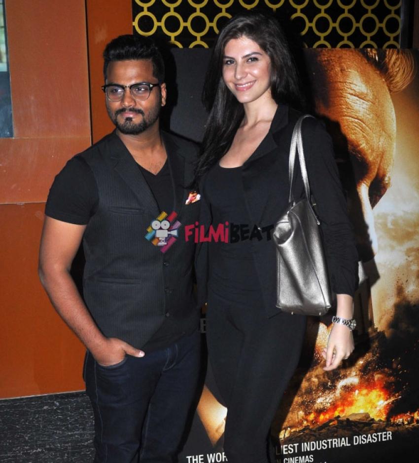 Bhopal Film Premiere Photos